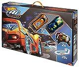 Hot Wheels FBL83 Ai Intelligent Race System mit 2 Spielzeugautos und 2 Fernsteuerungen, Spielzeug ab 8 Jahren für Hot Wheels FBL83 Ai Intelligent Race System mit 2 Spielzeugautos und 2 Fernsteuerungen, Spielzeug ab 8 Jahren
