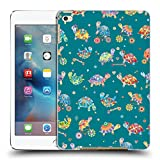 Offizielle Turnowsky Schildkröten Türkis Pool Party Ruckseite Hülle für Apple iPad mini 4