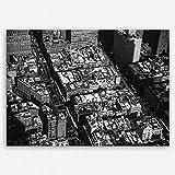 GE Forms® High-Quality Canvas Brooklyn New York City, 40 x 30 cm