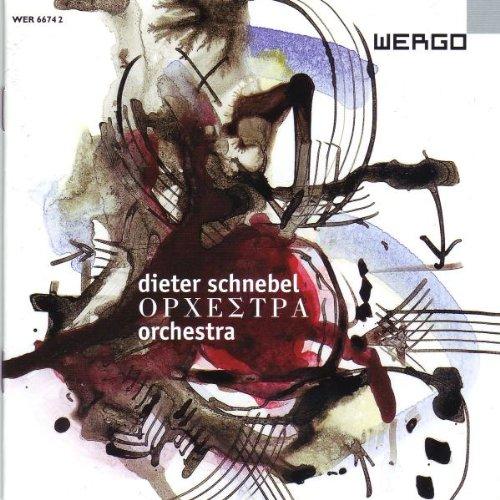 Dieter Schnebel: Orchestra (Symphonische Musik für mobile Musiker)