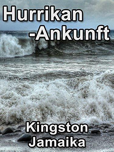 Clip: Hurrikan-Ankunft Kingston Jamaika