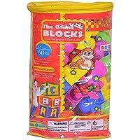 Toyzone Giant Kids Building Blocks 60 Pcs