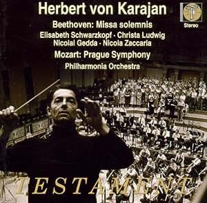 Karajan dirigiert Beethoven und Mozart (Aufnahme 1958)