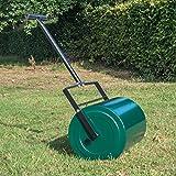 KCT 5060502533920Garten Rasen roller-standard, grün, 50x 32x 31cm