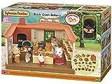 SYLVANIAN FAMILIES- Brick Oven Bakery Mini Muñecas y Accesorios, (Epoch para Imaginar 5237)
