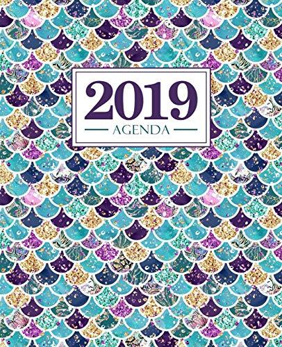 Download Agenda 2019: 19x23cm : Agenda 2019 semainier français : Sirène 6170