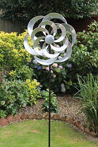 Creekwood Blenheim Wind Spinner Bronze 43 x 43 x 192 cm