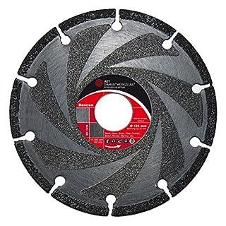 Diamond Cutting Disc Diameter 125mm/22.23mm Bore Rescue–Universal Diamond Cutting Disc for Universal Use