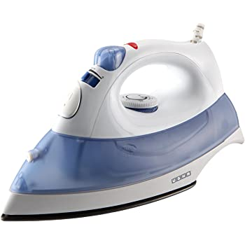 Usha SI 2730 1300-Watt Steam Iron (White and Blue)