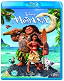 DVD - Moana [Blu-ray] [2016]