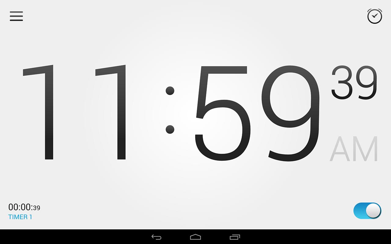 Wecker - Alarm Clock: Amazon.de: Apps für Android