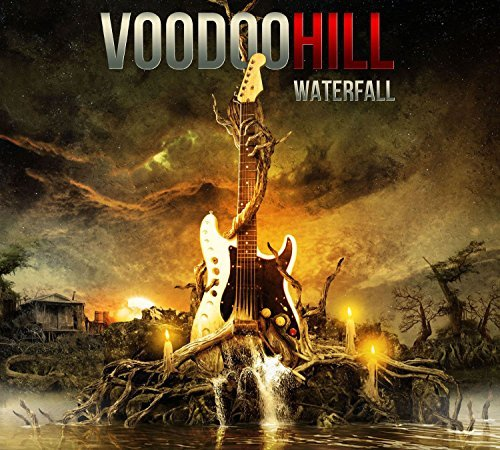 Waterfall by Voodoo Hill