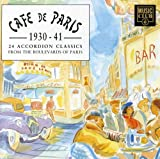 Cafe de Paris-24 Accordion Cla -