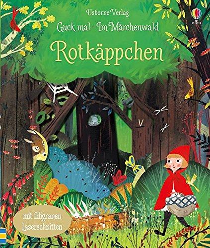 Guck mal - Im Märchenwald: Rotkäppchen par Anna Milbourne