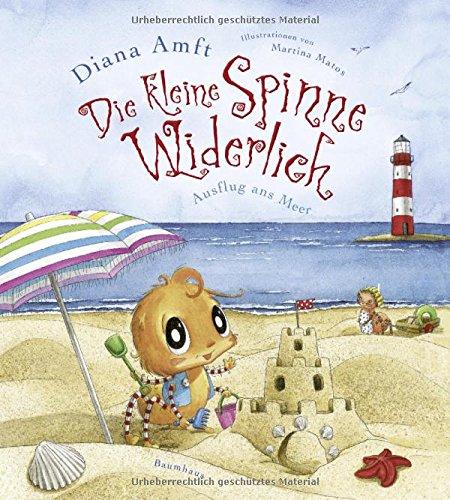 Die kleine Spinne Widerlich - Ausflug ans Meer: Band 6