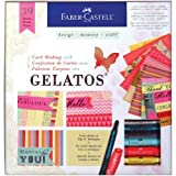 FABER-CASTELL 39 PIECE GELATOS by Faber Castell