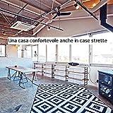Scarica Libro Una casa confortevole anche in case strette (PDF,EPUB,MOBI) Online Italiano Gratis