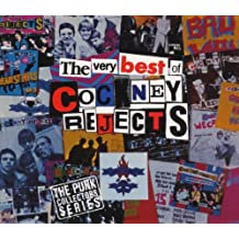 Very Best of by COCKNEY REJECTS (1999-09-07)