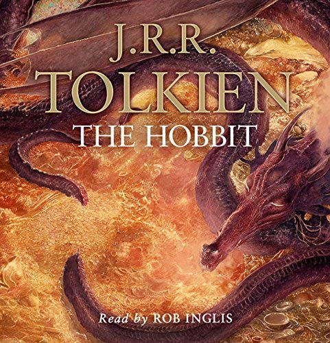 The Hobbit (Unabridged 10 Audio CD Set ): Complete and Unabridged by J. R. R. Tolkien (2002-09-16)