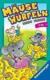 Ravensburger 23104 - Mäuse Würfeln Mitbringspiel