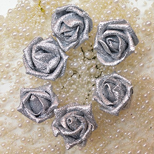butterme-50-pcs-diy-real-touch-3d-artificial-foam-rose-flowers-head-with-stem-for-wedding-party-home