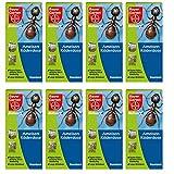 Bayer Blattanex Ameisen-Köderdose wirkt bis ins Nest Ameisenmittel, 8 x 2 Stück
