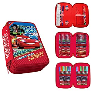 Plumier Cars Disney Light triple
