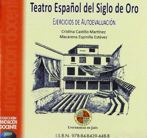 Teatro Español del Siglo de Oro (CD Innovación Docente) por Cristina Castillo Martínez