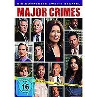 Major Crimes - Die komplette zweite Staffel