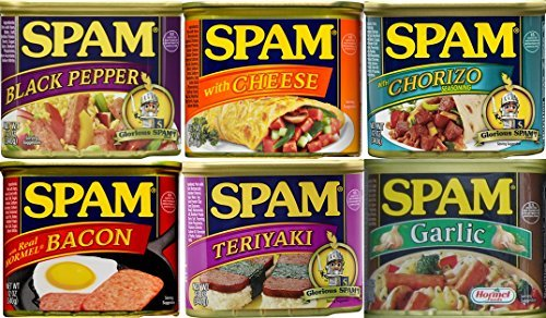 unique-flavor-spam-sampler-12oz-cans-variety-pack-of-6-different-flavors-by-spam