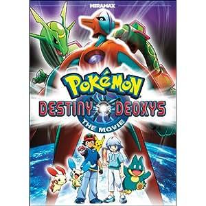 Pokemon: Destiny Deoxys [DVD] [Region 1] [US Import] [NTSC]