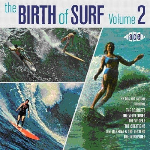 Birth of Surf Vol.2 (Ii Surf)