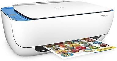 HP DeskJet 3639 Impresora multifunción  (tinta instantánea, impresora, escáner, copiadora, WLAN, Airprint) con 2 horas...