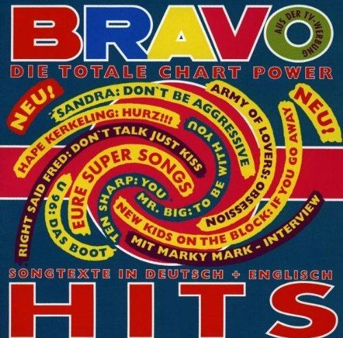 Bravo Hits 1 (1992, RI) by Various