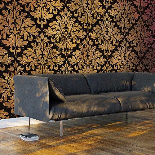 murando - Vlies Fototapete 500x280 cm - Vlies Tapete - Moderne Wanddeko - Design Tapete - Leder...