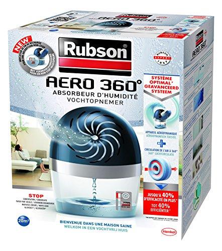 Rubson AERO 360º Déshumidificateur d'air pour la...