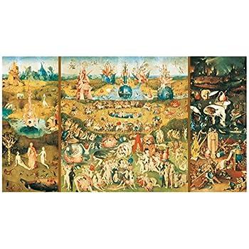 Educa 14831 9000 il giardino delle delizie h bosch - Il giardino delle delizie bosch ...
