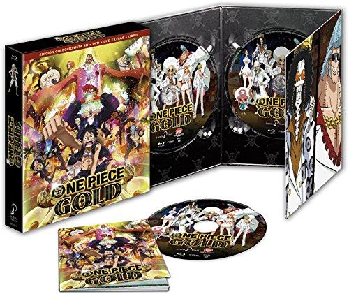 One Piece Gold - Edición Coleccionista (DVD + Blu-ray...