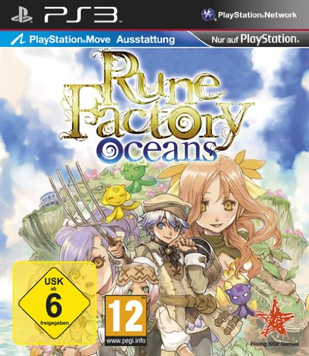 Koch Media GmbH Rune Factory: Oceans