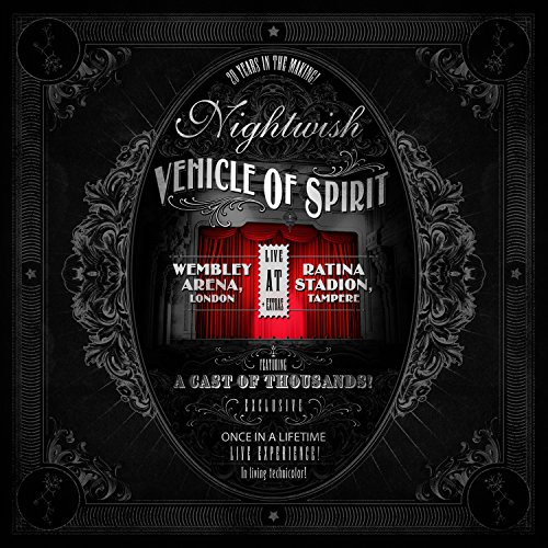 Nightwish: Vehicle of Spirit [W/Blu-Ray] (Audio CD)