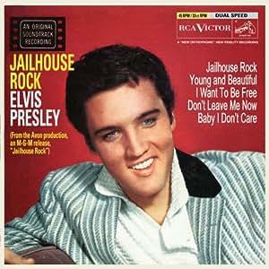 "Jailhouse Rock (150gm Dual Speed Pressing) [12"" VINYL]"