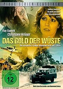 Das Gold der Wüste - Die komplette 6-teilige Abenteuerserie nach dem Roman von Hammond Innes (Pidax Serien-Klassiker) [2 DVDs]