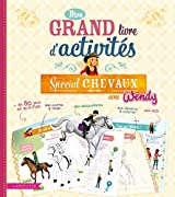 Mon grand livre d'activités - Spécial chevaux