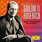 Giulini in America (Coffret 6 CD)
