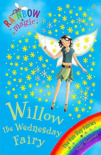Rainbow Magic: Willow The Wednesday Fairy Cover Image