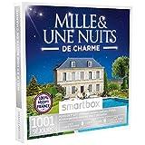 SMARTBOX - Coffret Cadeau - MILLE ET UNE NUITS DE CHARME - 1001 SÉJOURS : petits hôtels, maisons traditionnelles - ou atypiques - yourtes, cabanes dans les arbres