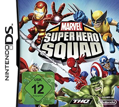 Marvel Super Hero Squad (Superhelden Spiele)