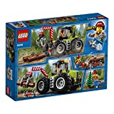 LEGO 60181 City Great Vehicles Forest Tractor Toy, Build and Play Sets for Kids