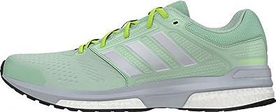 autentyczny wyprzedaż w sprzedaży kup tanio Adidas Revenge Boost 2 W, Green/white/yellow, 6 Us: Amazon ...