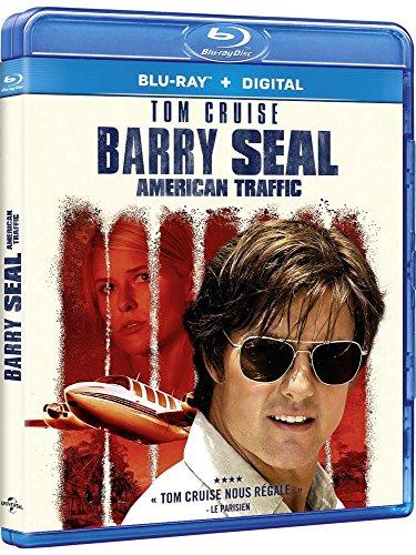 Barry Seal : American Traffic [Blu-ray + Digital HD]